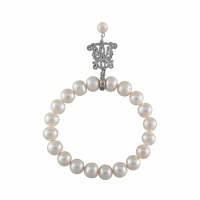 B-BP-14 8MM White Round Freshwater Pearl RM174