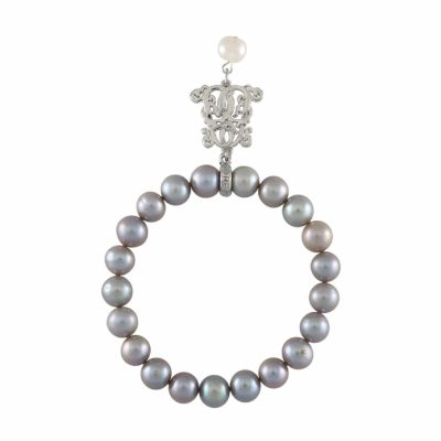 B-BP-19 9MM Grey Round Freshwater Pearl RM120