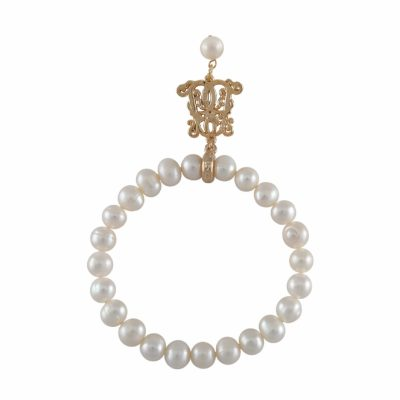 B-BP-2 7MM White Semi Round Freshwater Pearl RM72
