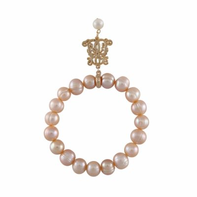 B-BP-8 Champagne Ringed Freshwater Pearl RM120
