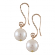 E-BP-10 10MM White Round Freshwater Pearl RM135