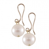 E-BP-13 12MM White Round Freshwater Pearl RM150