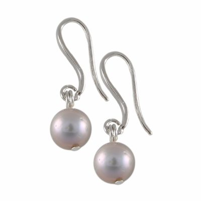 E-BP-20 7MM Grey Round Freshwater Pearls RM105