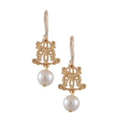 E-BP-33 10MM White Round Freshwater Pearl RM135
