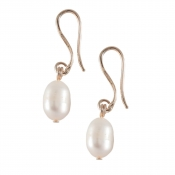 E-BP-9 10 MM WHite Oval Freshwater Pearl RM120