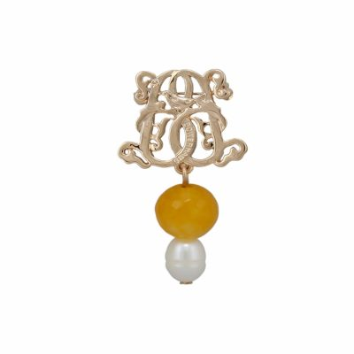 BR-BW-11 YELLOW AGATE