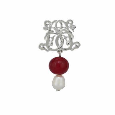 BR-BW-23 RED AGATE