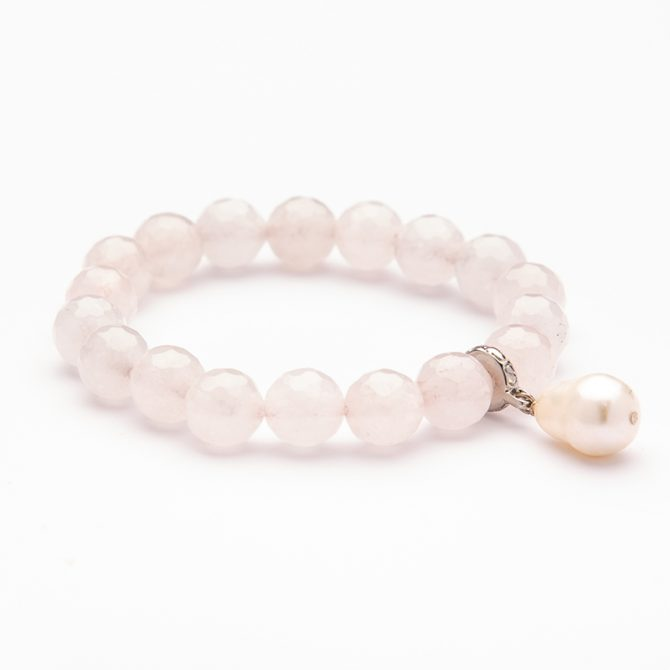 B-PB-22 FACETED ICE PINK
