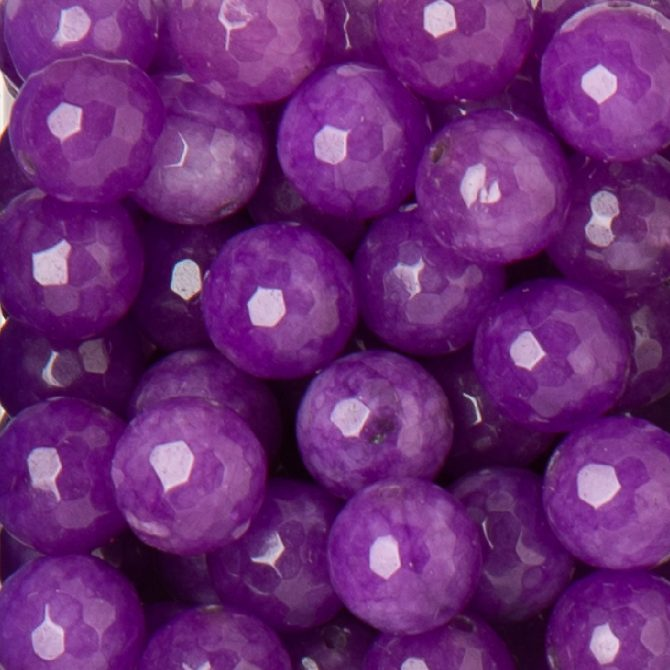 Faceted Boysenberry